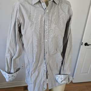 Kangol - button down long sleeve shirt